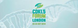 cdkl5 forum 2018